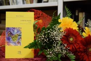 """Presentazione Libro """"A piene mani"""" di Alice Serrao"""
